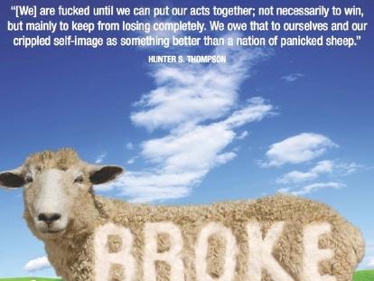Michael Covel's Broke