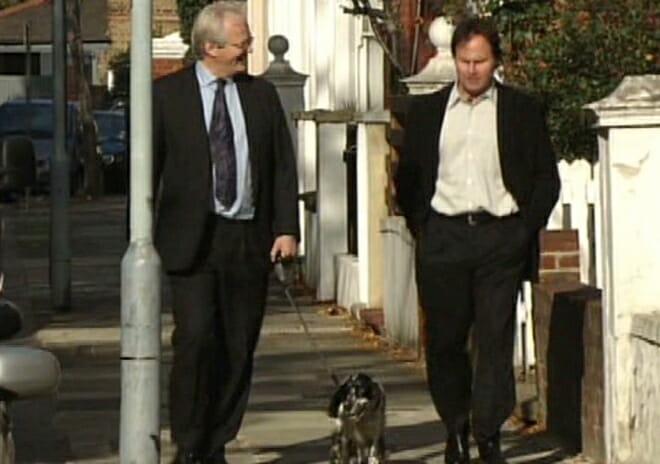 David Harding and Michael Covel
