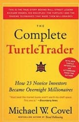 Richard Dennis Tutle Traders Books
