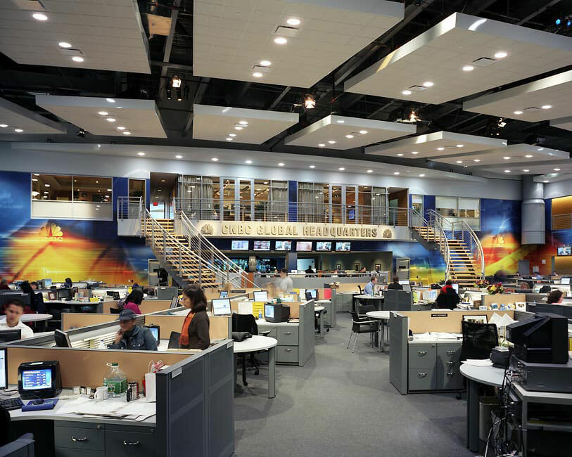The CNBC Trading Floor