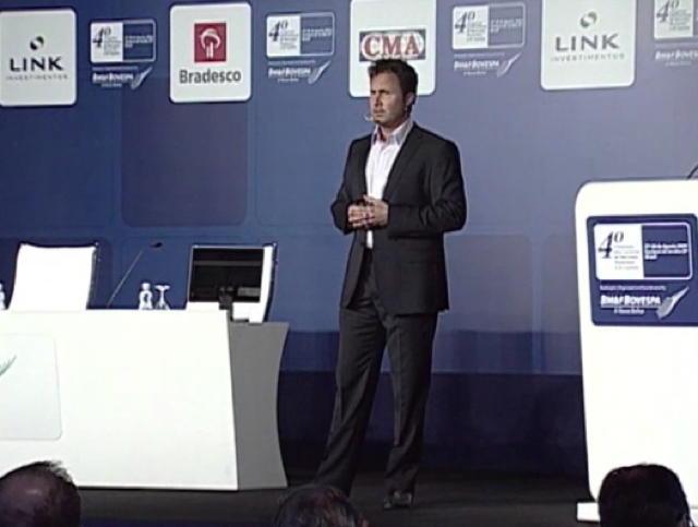 Michael Covel in Brazil