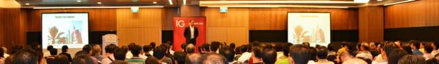 Michael Covel in Singapore