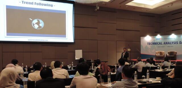 Michael Covel in Malaysia