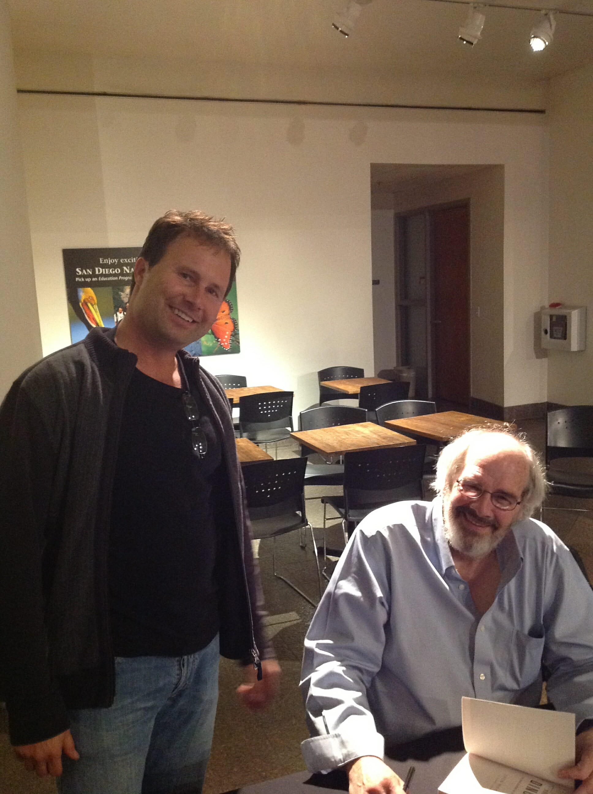 Michael Covel and Jack Horner