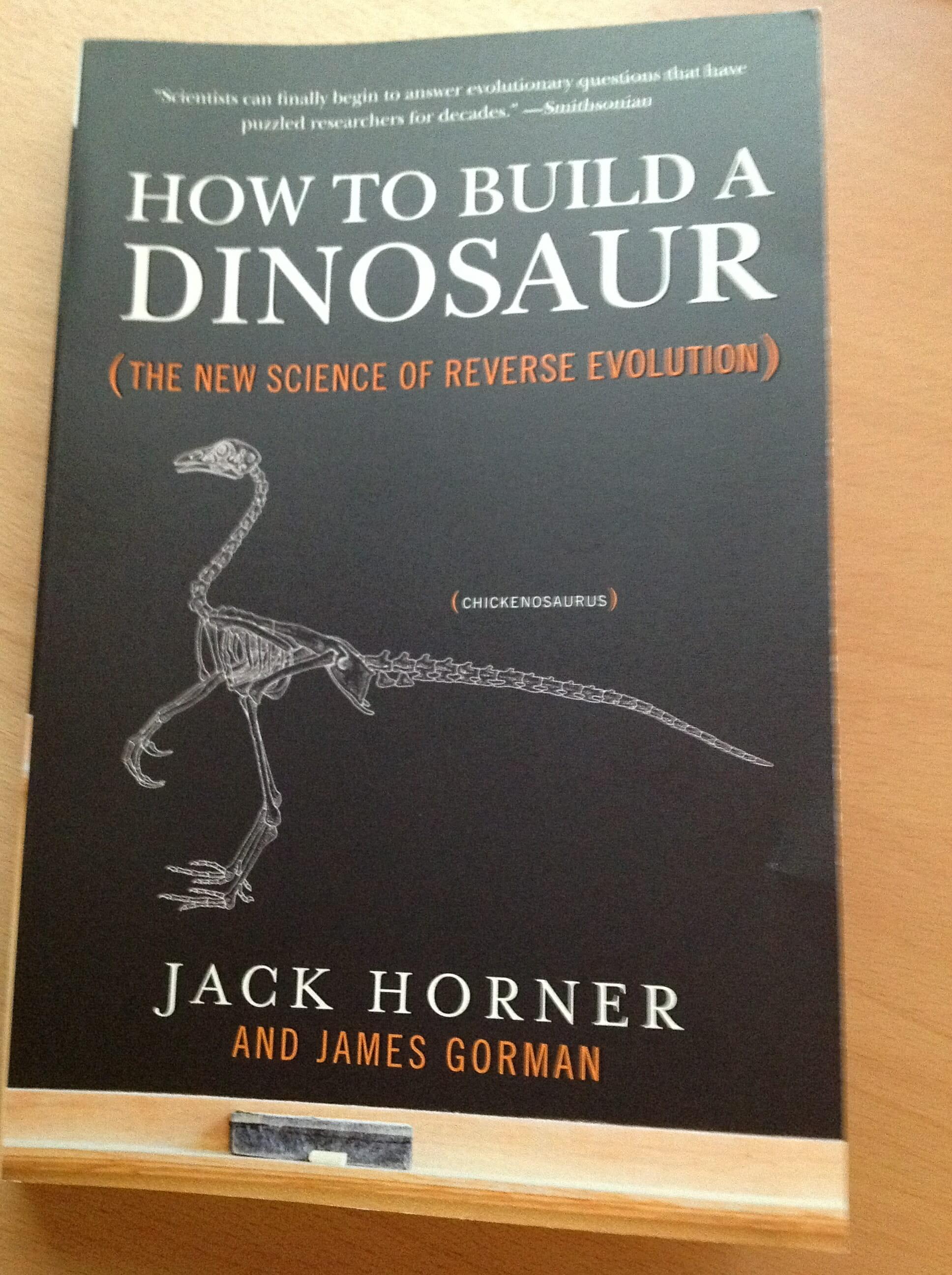 Jack Horner's Book