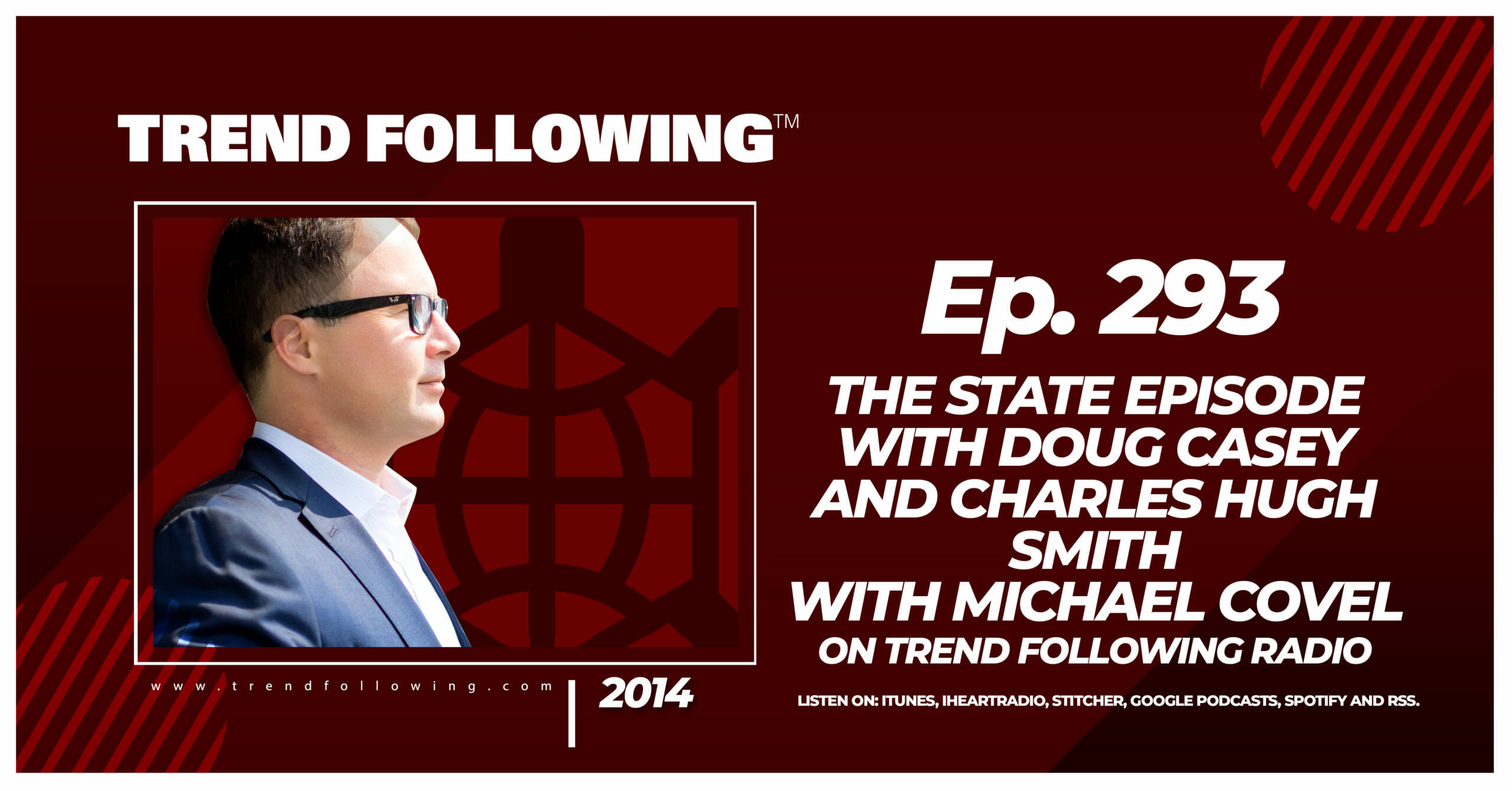 The State Episode with Doug Casey and Charles Hugh Smith with Michael Covel on Trend Following Radio