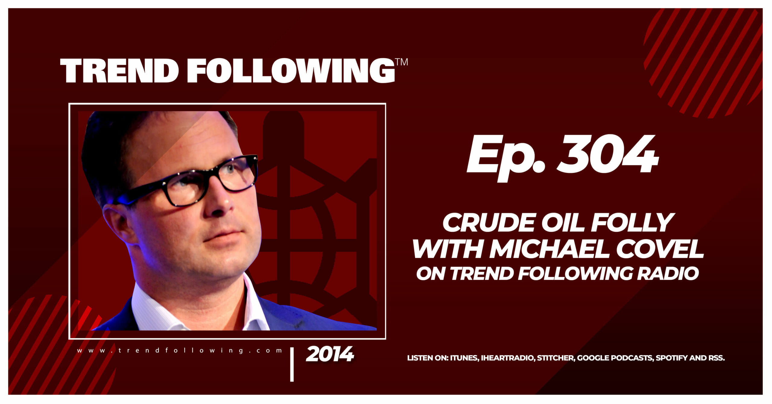 Crude Oil Folly with Michael Covel on Trend Following Radio