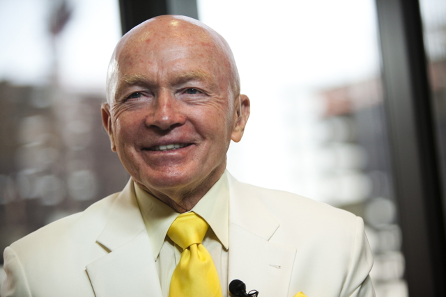 Mark Mobius on Michael Covel Podcast