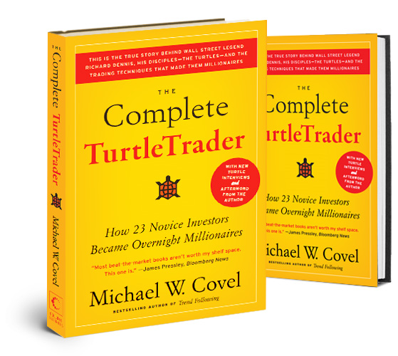 Jerry Parker Interview with Michael Covel