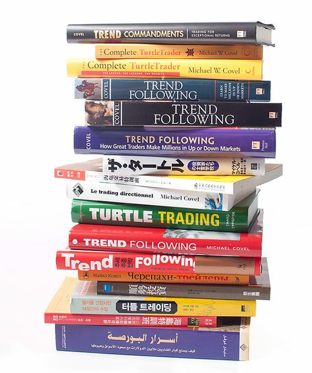 Michael Covel Books
