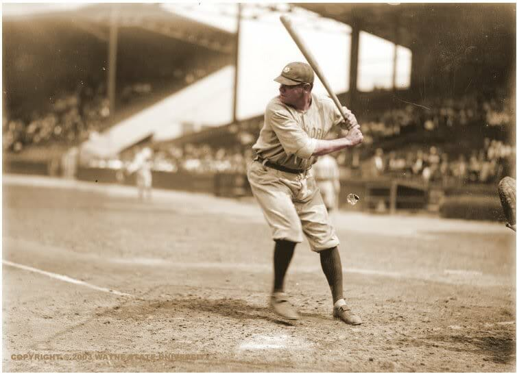 Trend Following Captures Babe Ruth Home Runs