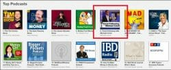 Michael Covel on iTunes