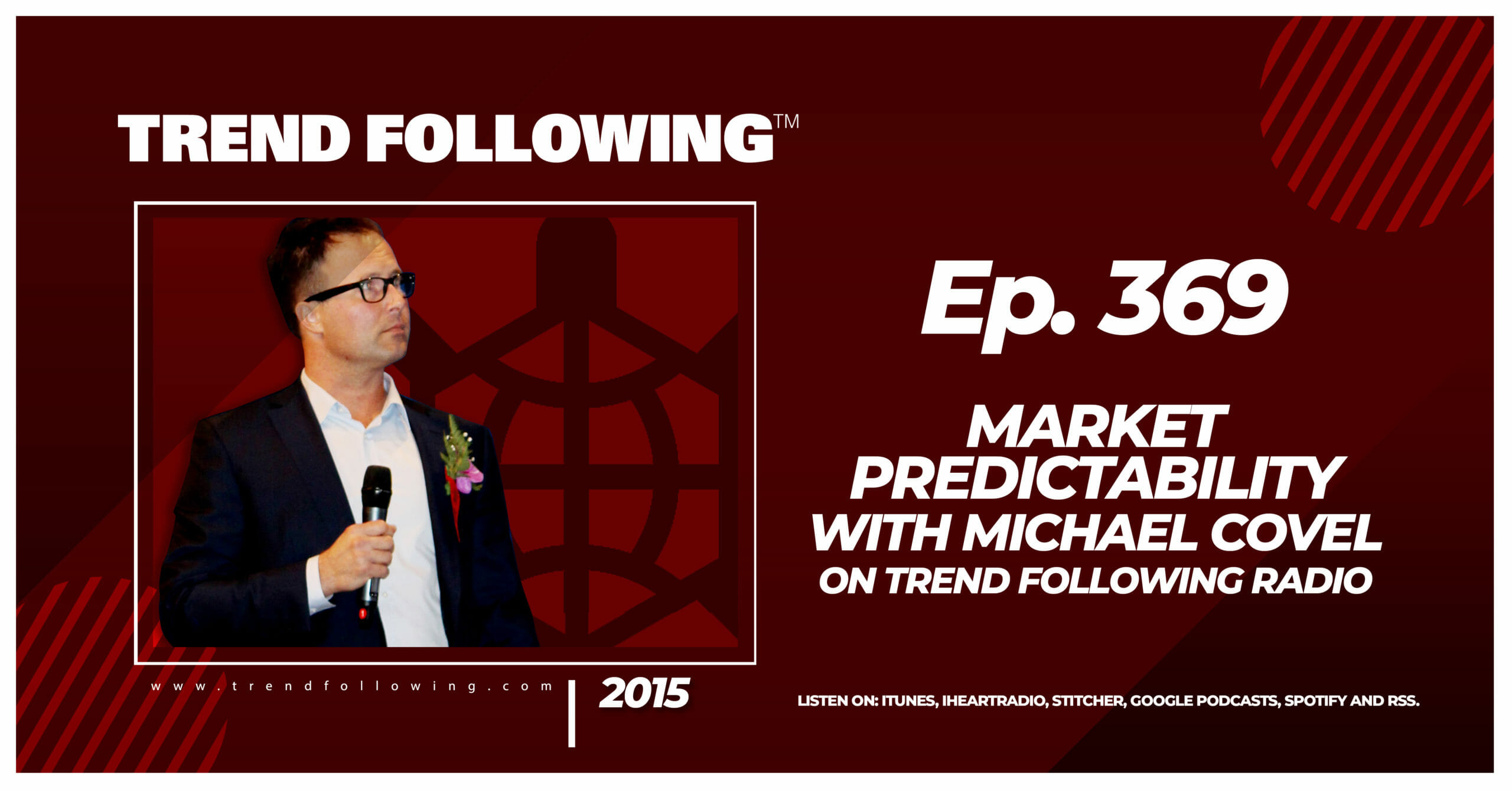 Market Predictability with Michael Covel on Trend Following Radio