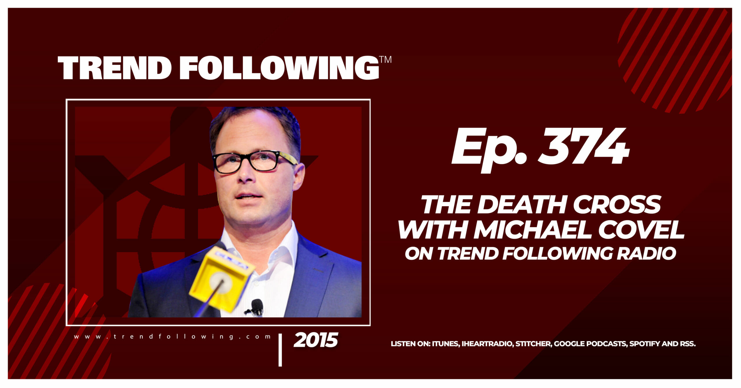The Death Cross with Michael Covel on Trend Following Radio
