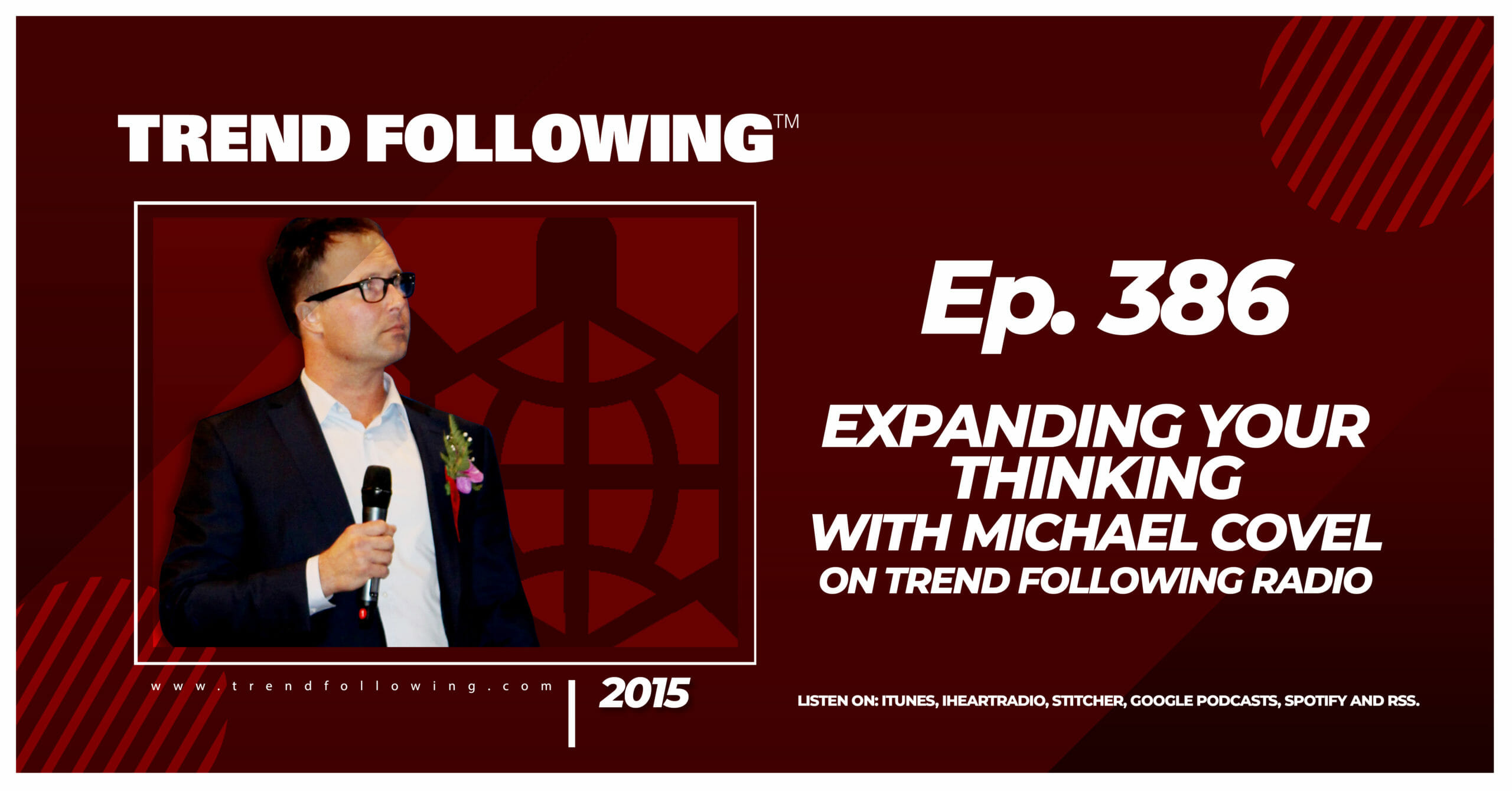 Expanding Your Thinking with Michael Covel on Trend Following Radio
