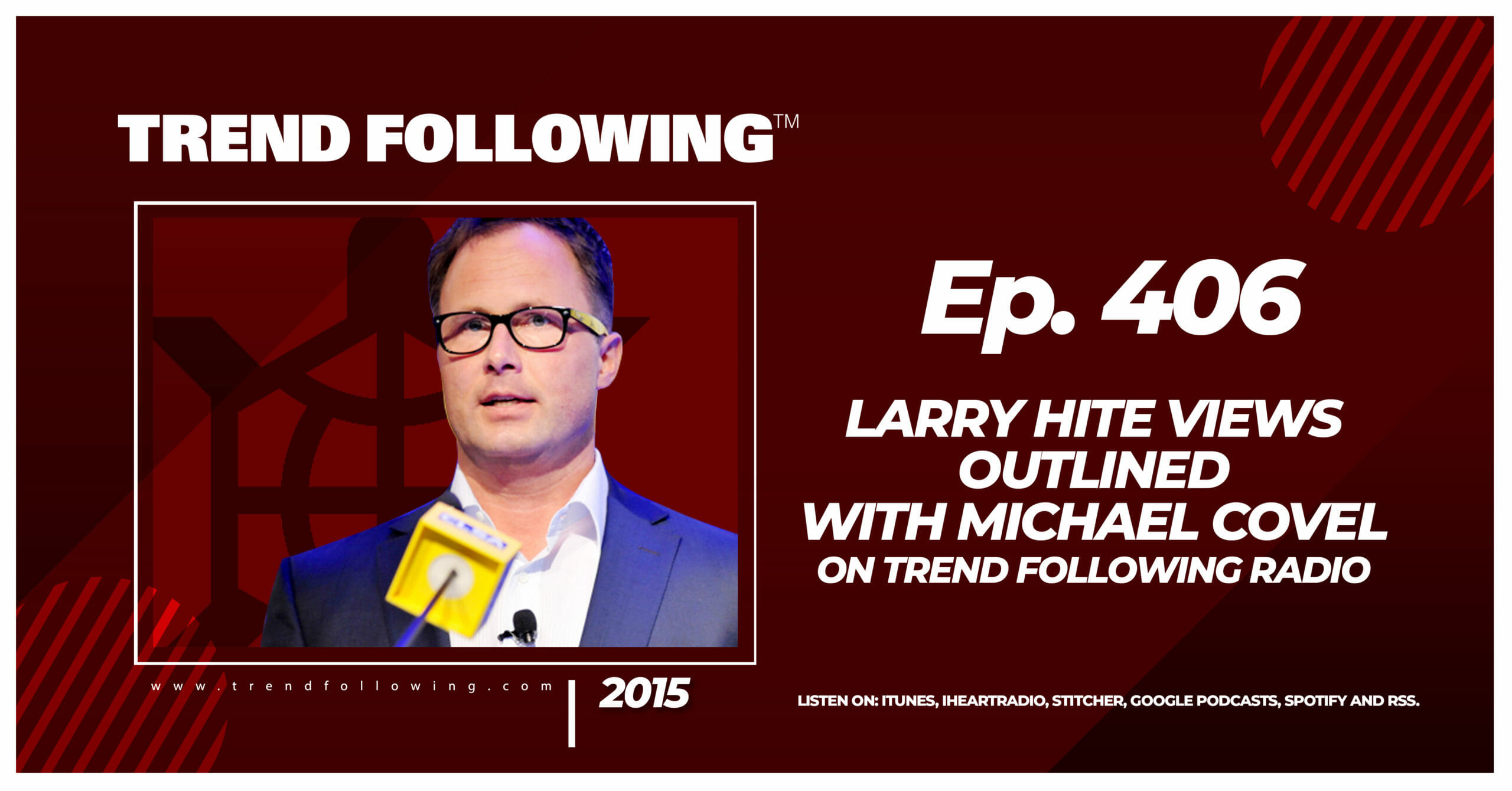 Larry Hite Views Outlined with Michael Covel on Trend Following Radio