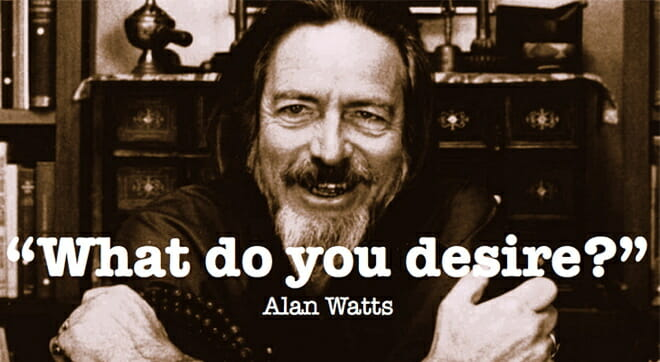 Great Teacher: Alan Watts