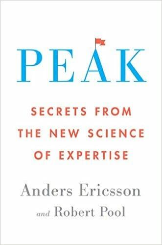 Peak by Anders Ericsson
