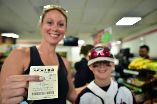 Powerball Insanity