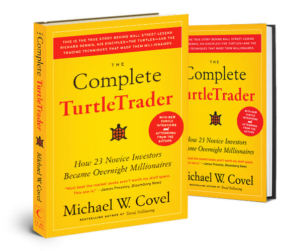 The Complete TurtleTrader Book