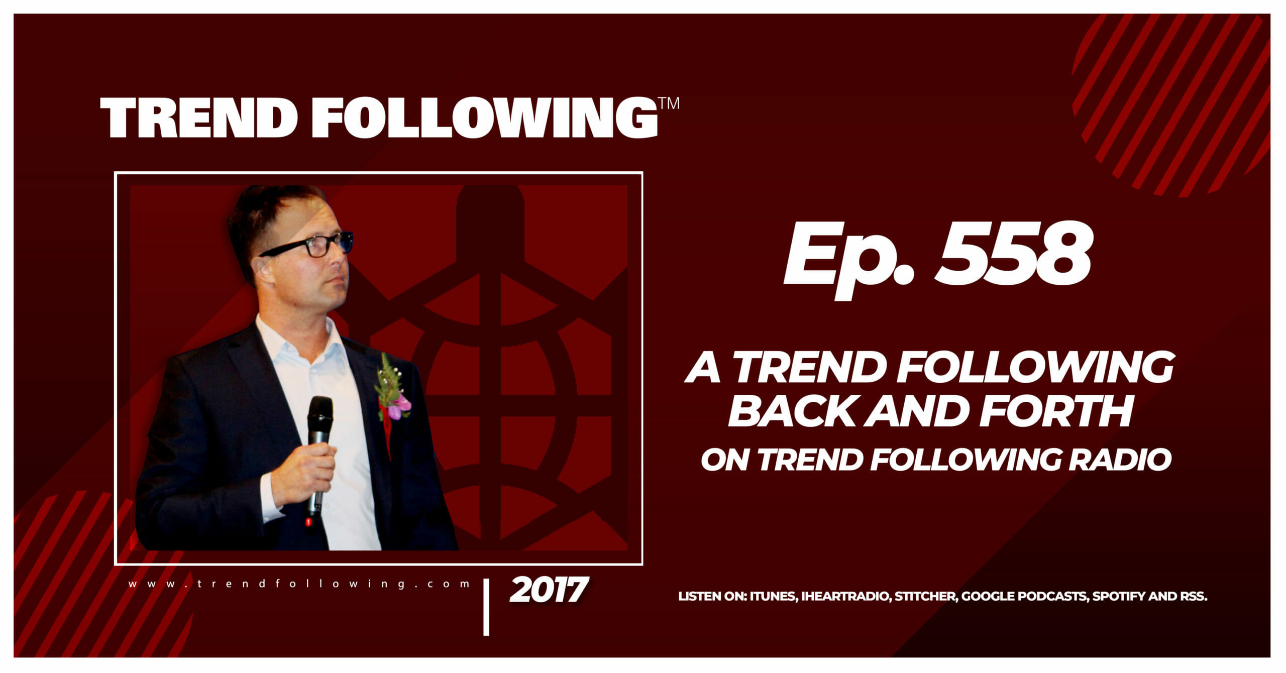 A Trend Following Back and Forth on Trend Following Radio