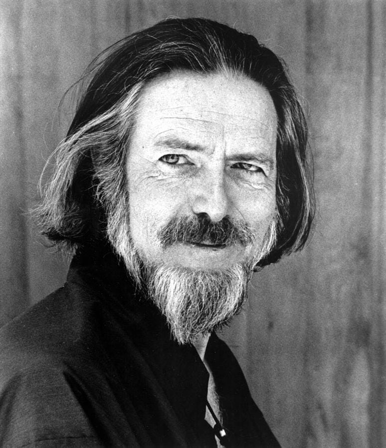 Alan Watts: Trend Follower