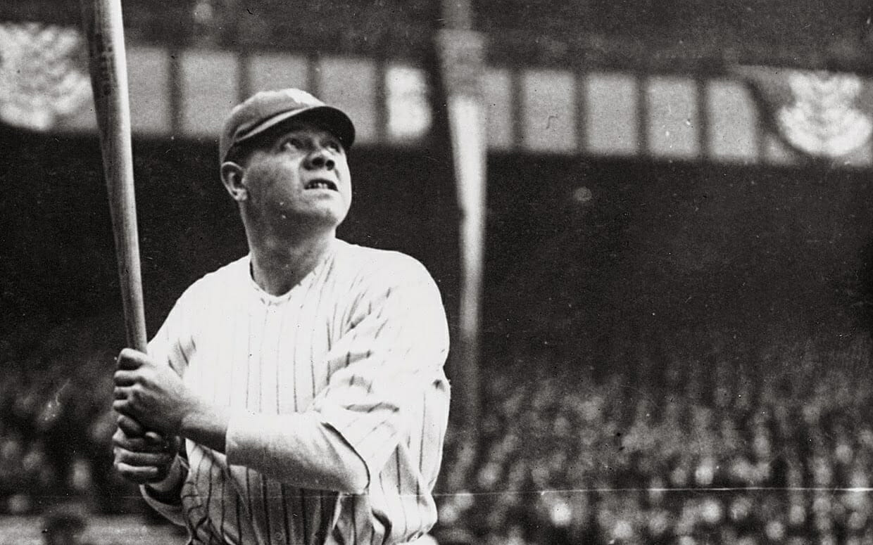 Babe Ruth, Moneyball and Trend Following