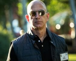 Jeff Bezos Trend Follower