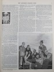 Reminiscences of a Stock Operator in The Saturday Evening Post