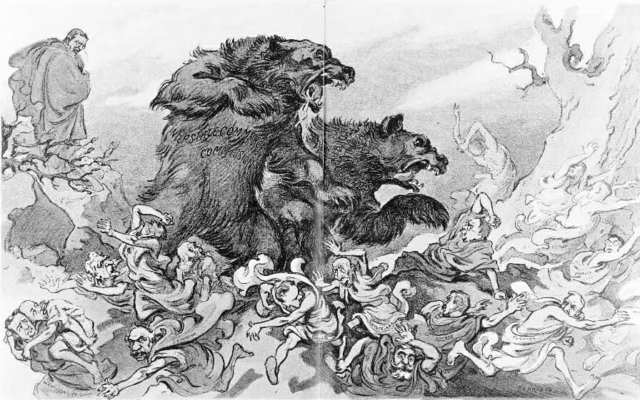 Bears on Wall Street