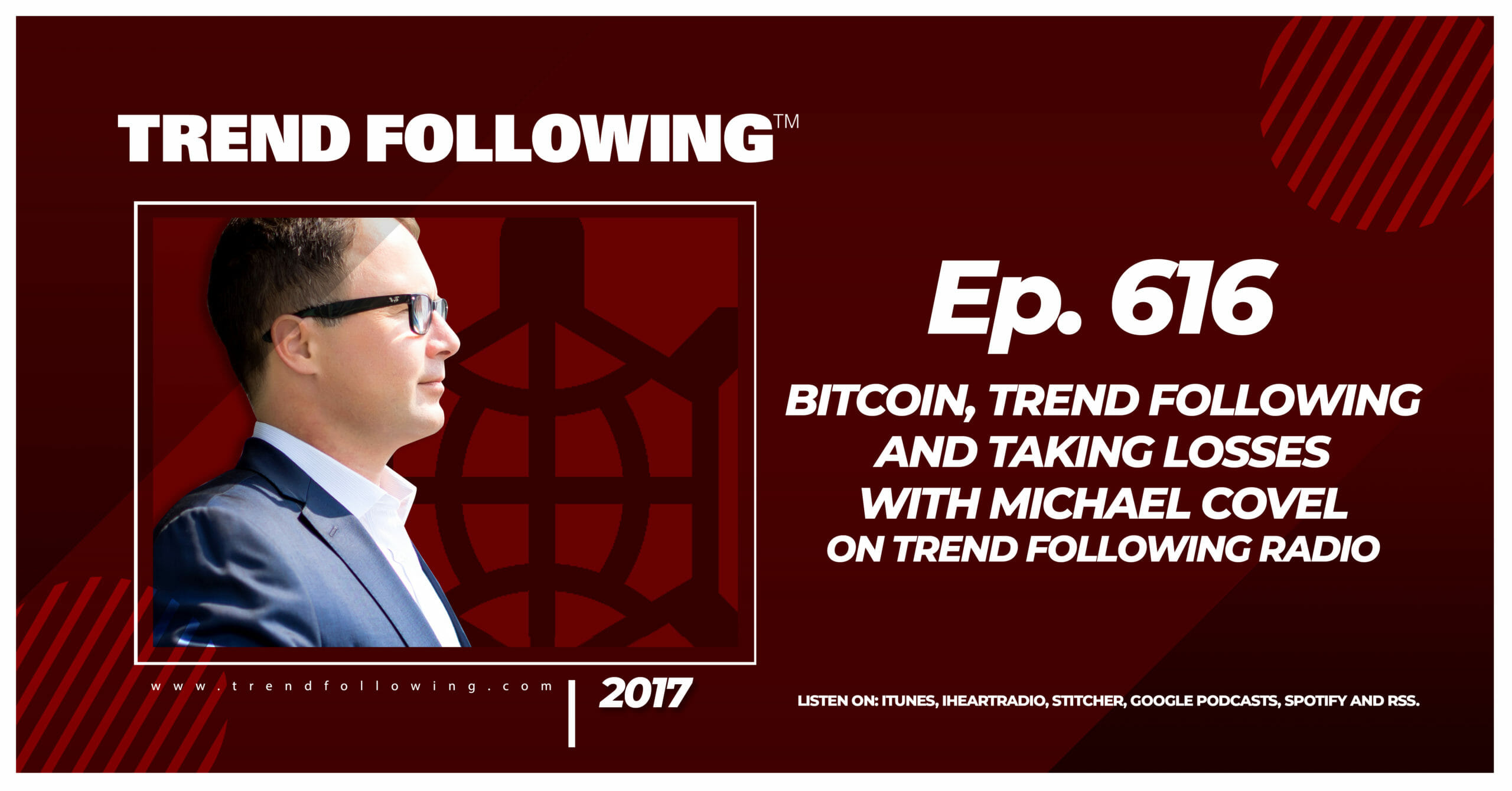 Bitcoin, Trend Following and Taking Losses with Michael Covel
