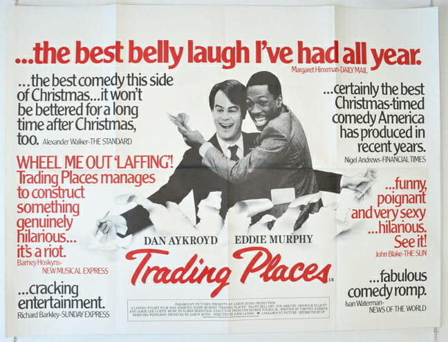 Trading Places and TurtleTrader