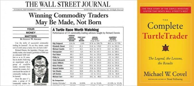 Turtle trading system metatrader