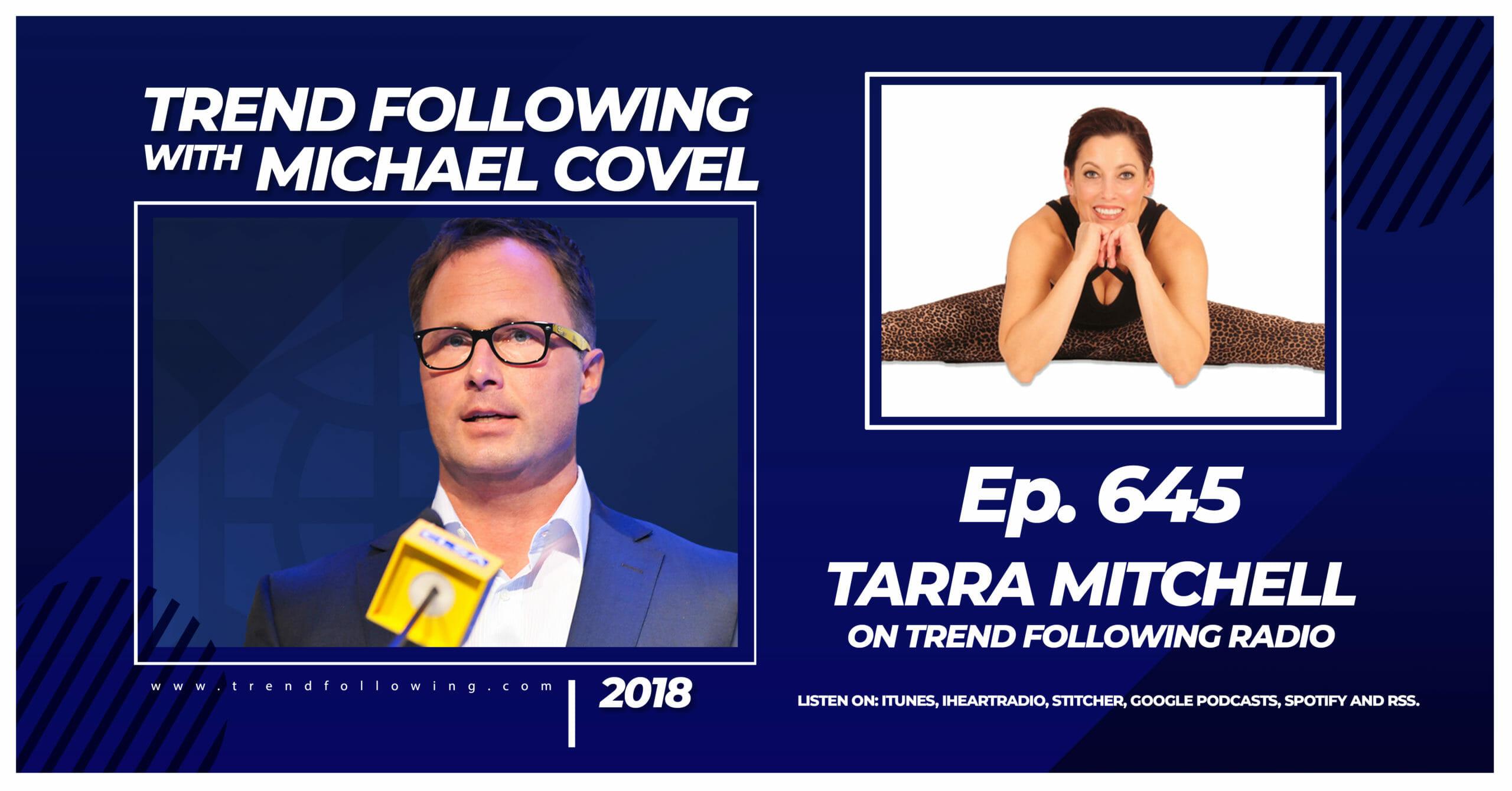 Tarra Mitchell