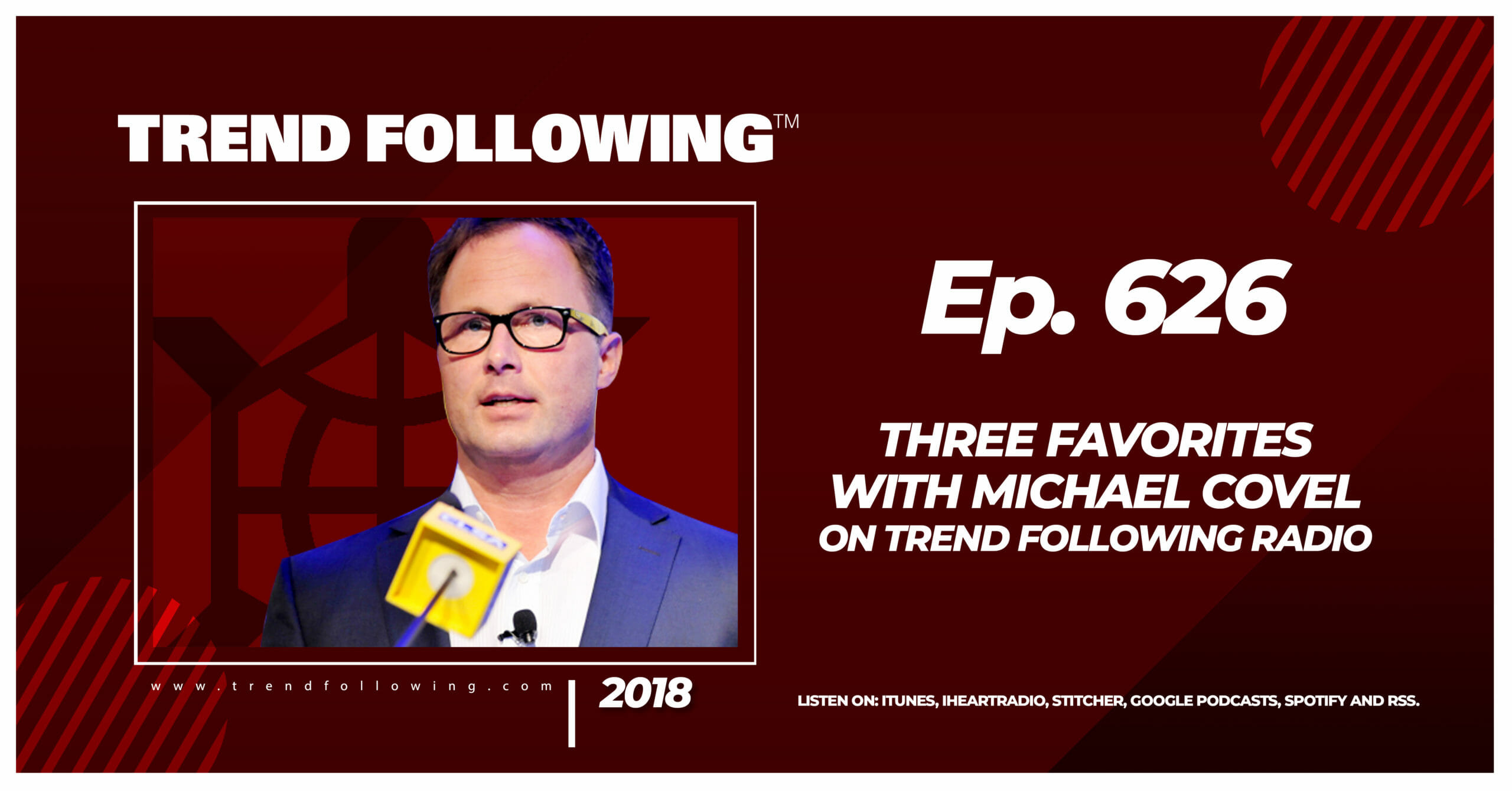 Three Favorites with Michael Covel