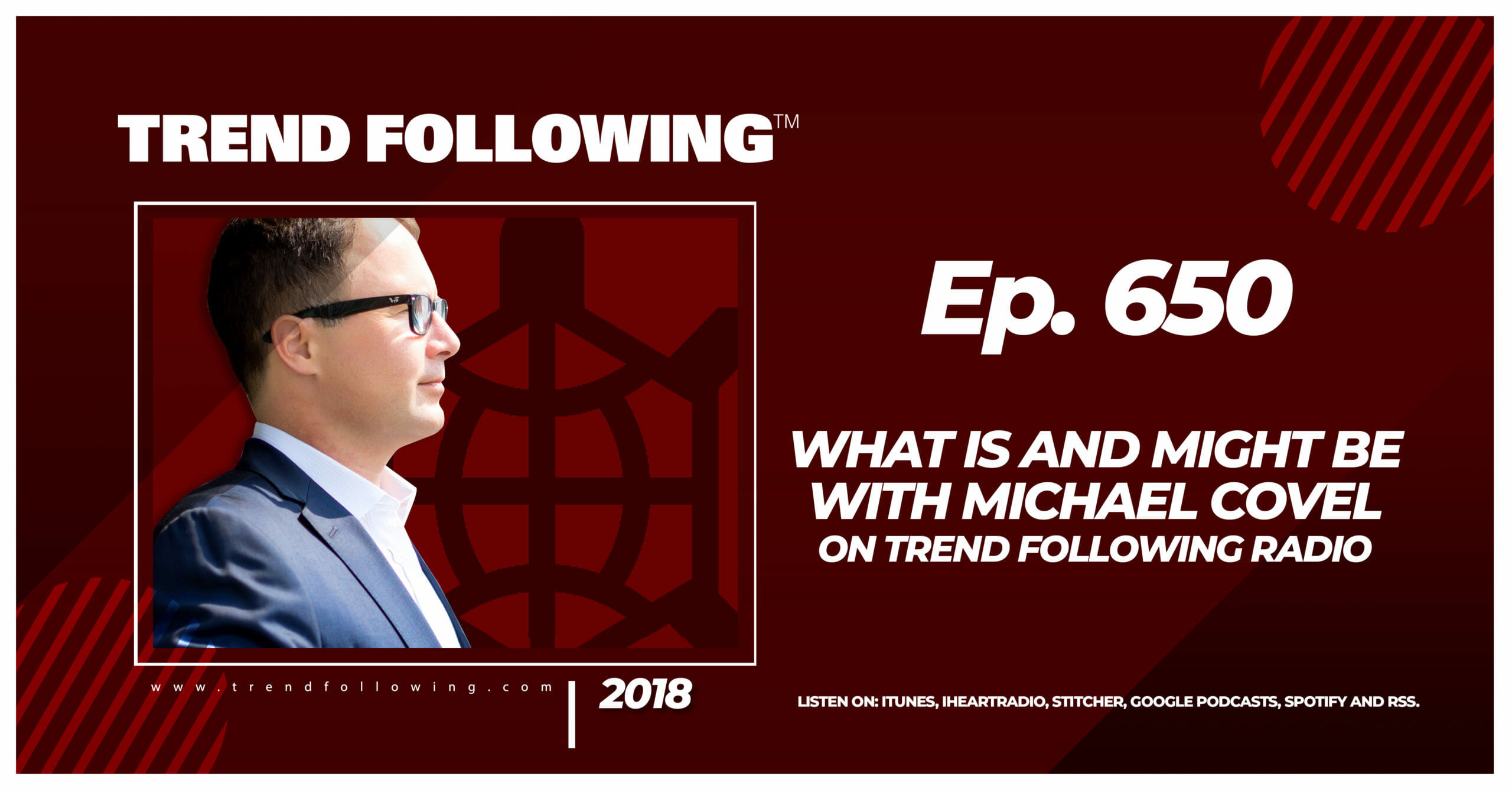 What Is and Might Be with Michael Covel