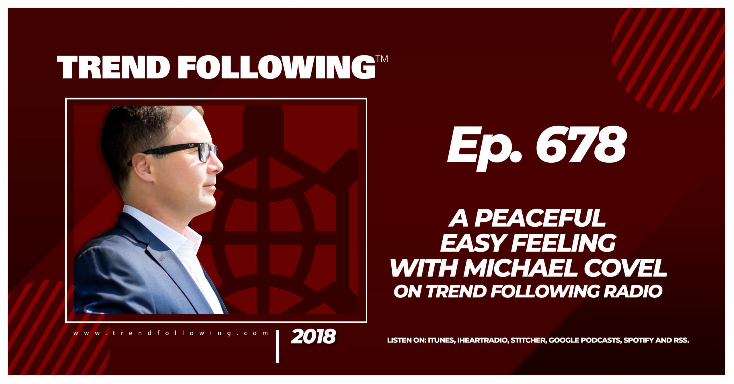 A Peaceful Easy Feeling with Michael Covel