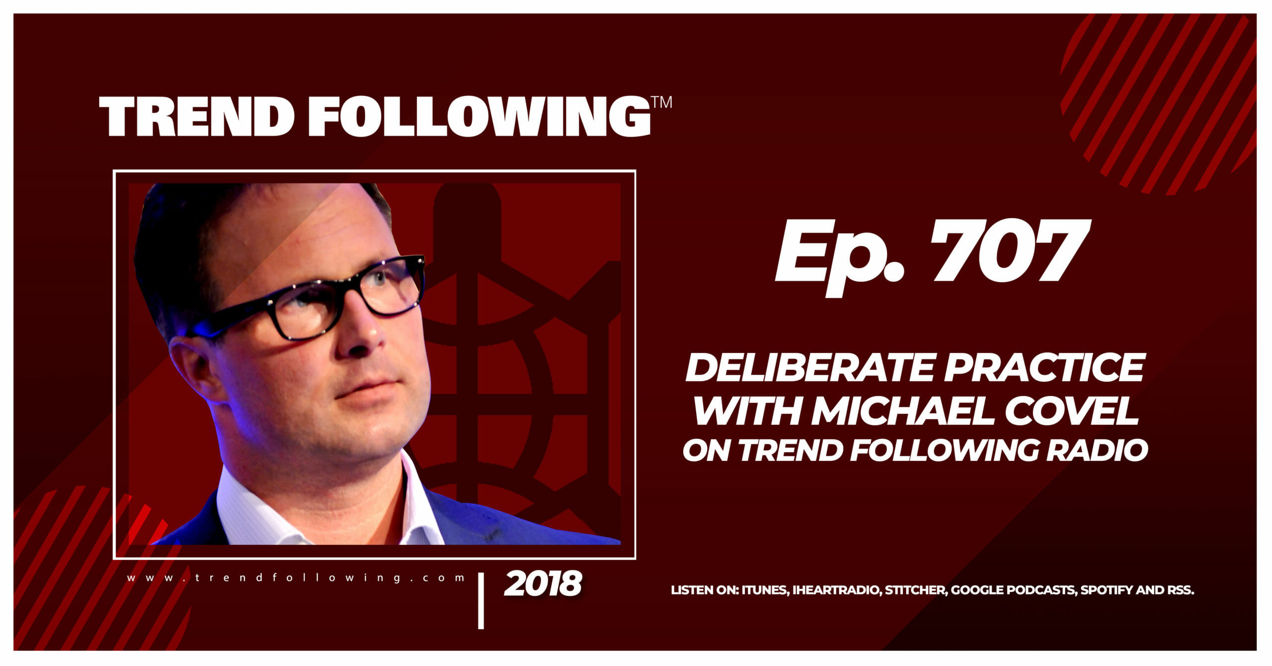 Deliberate Practice with Michael Covel