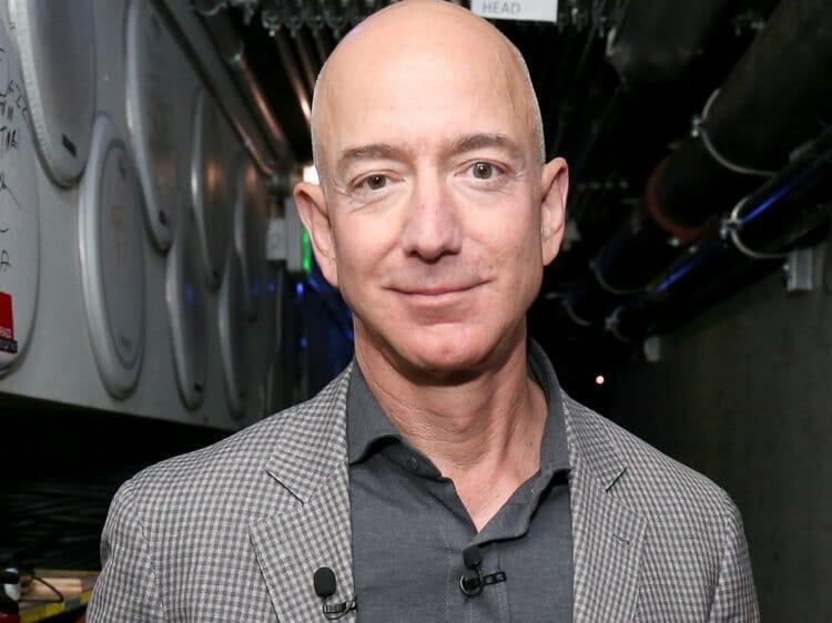 Jeff Bezos Trend Trader