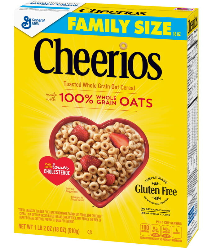 Cheerios and Failure