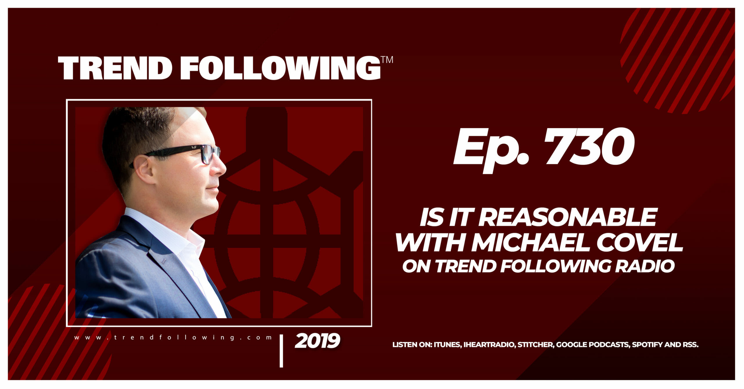Is It Reasonable with Michael Covel