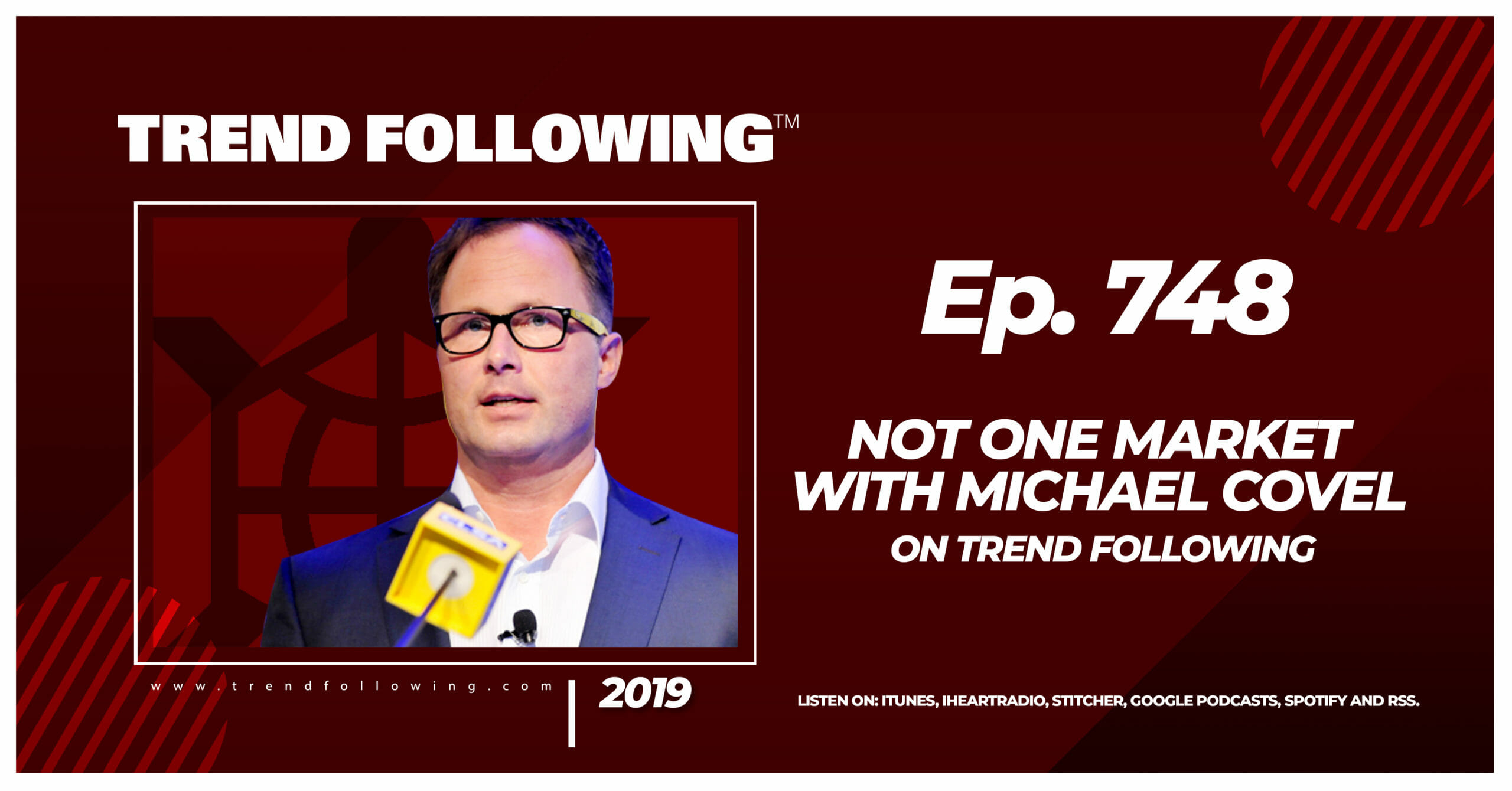 Not One Market with Michael Covel