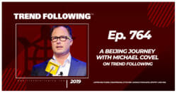 A Beijing Journey with Michael Covel