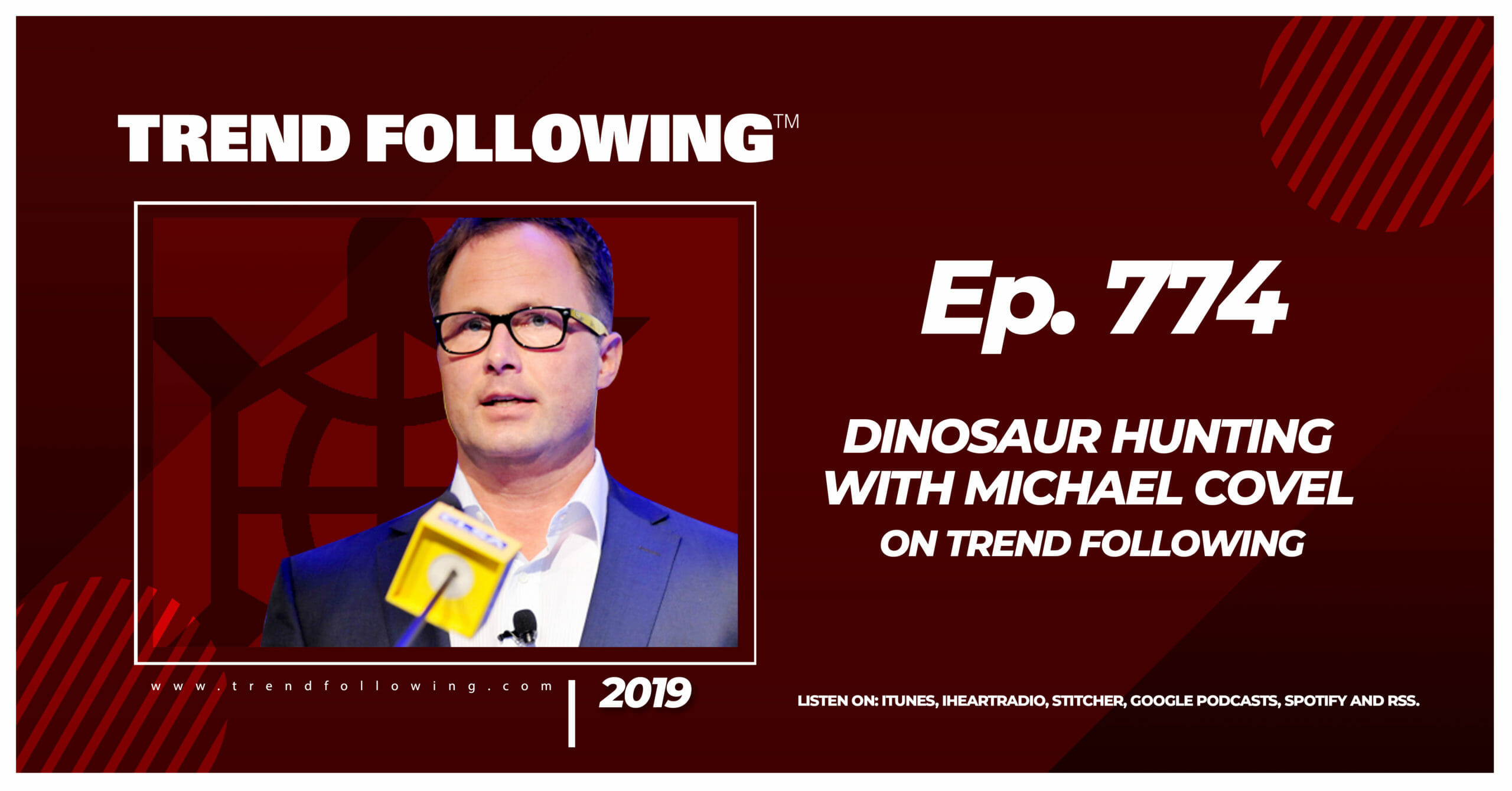 Dinosaur Hunting with Michael Covel
