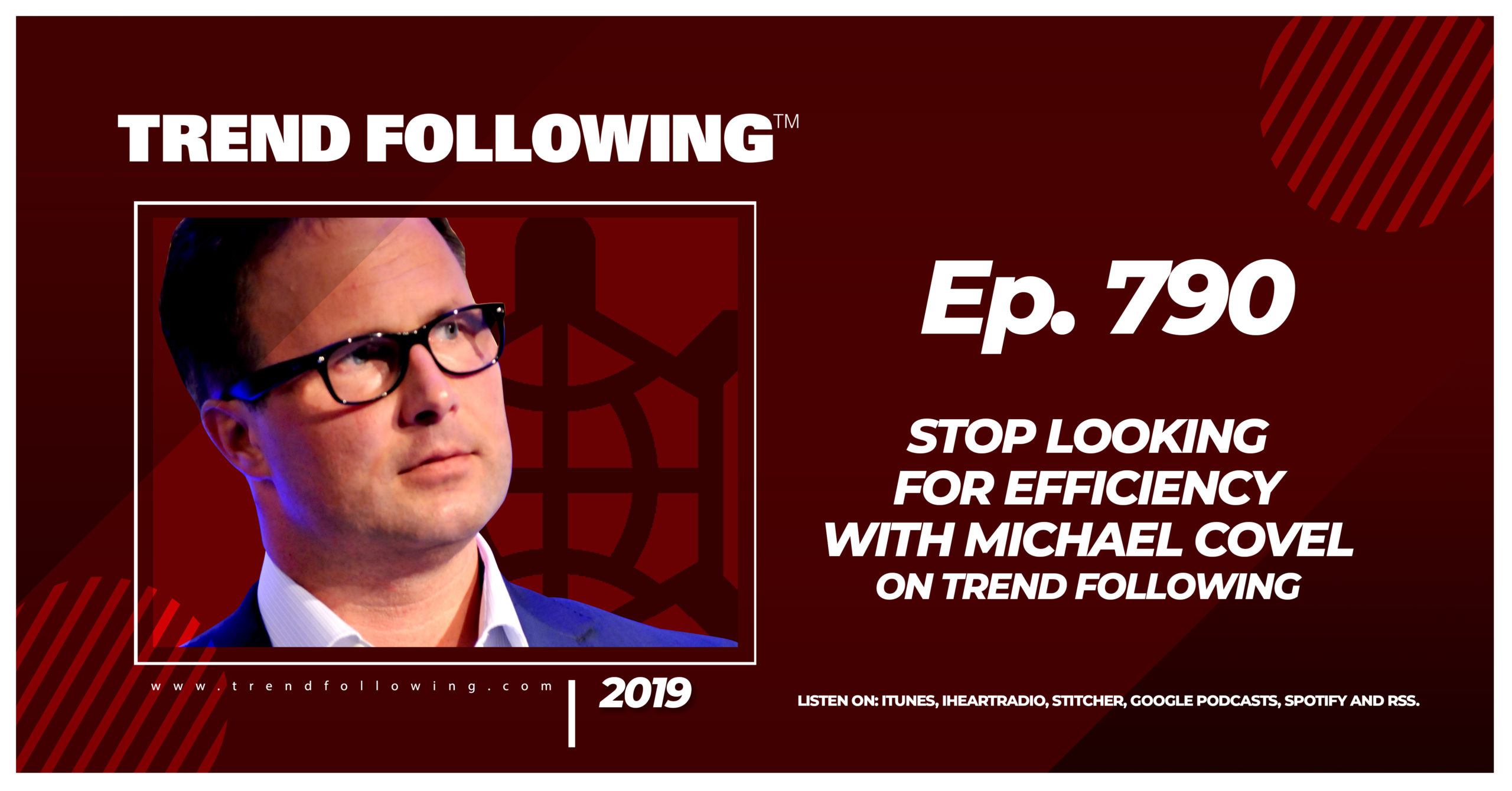 Stop Looking for Efficiency with Michael Covel