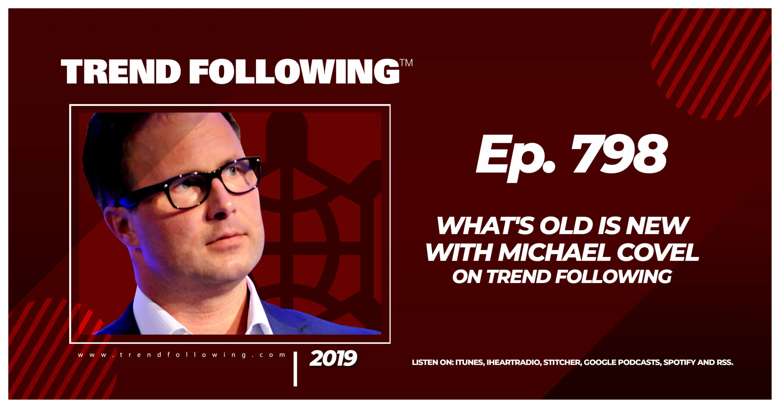 What's Old Is New with Michael Covel