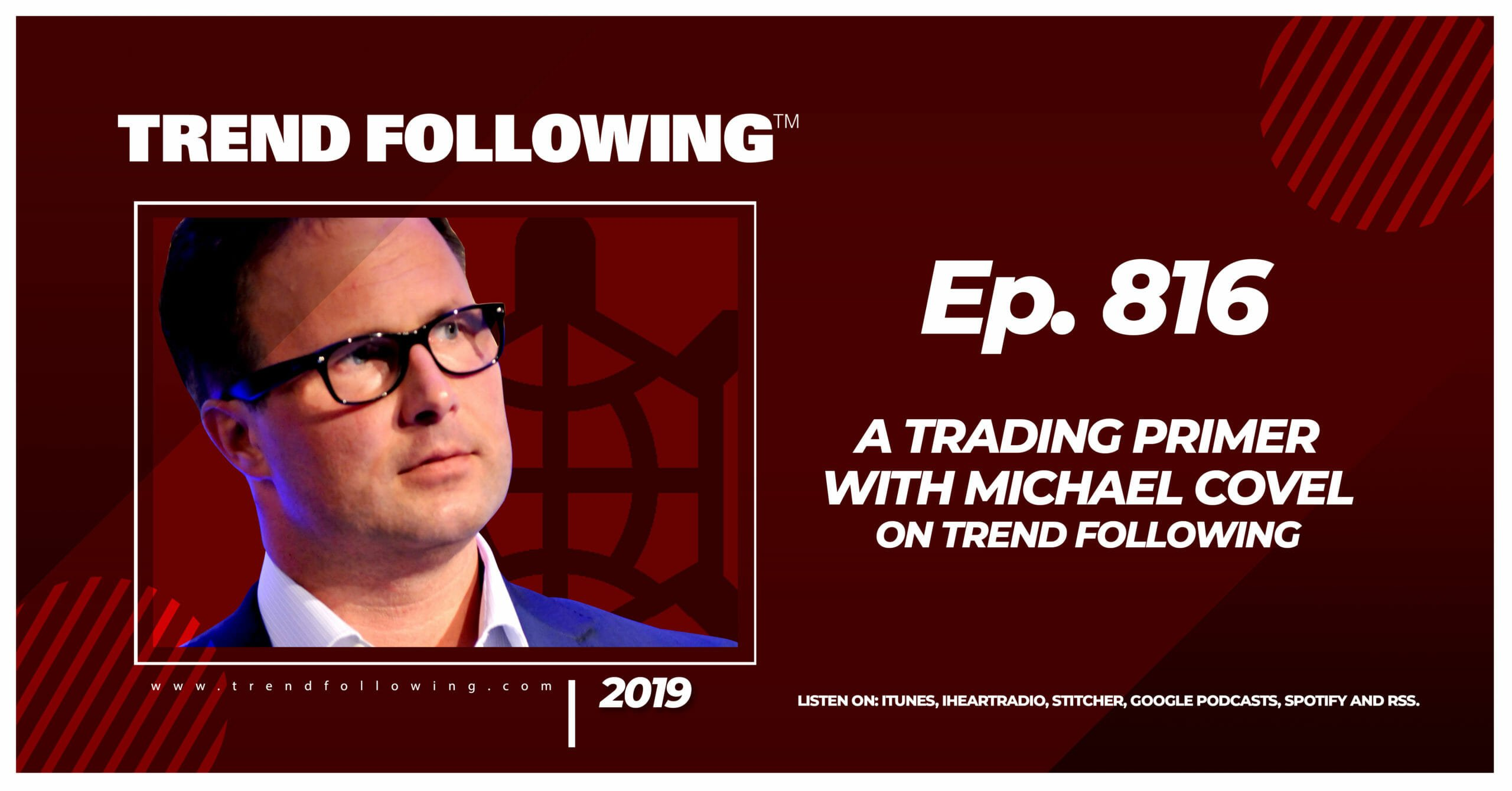A Trading Primer with Michael Covel