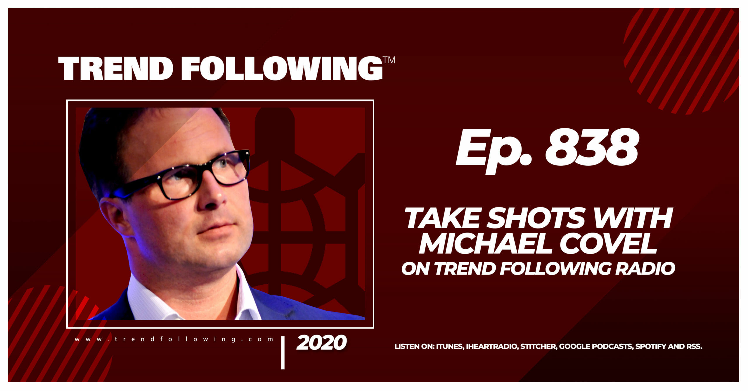 Episode 838 Take Shots with Michael Covel