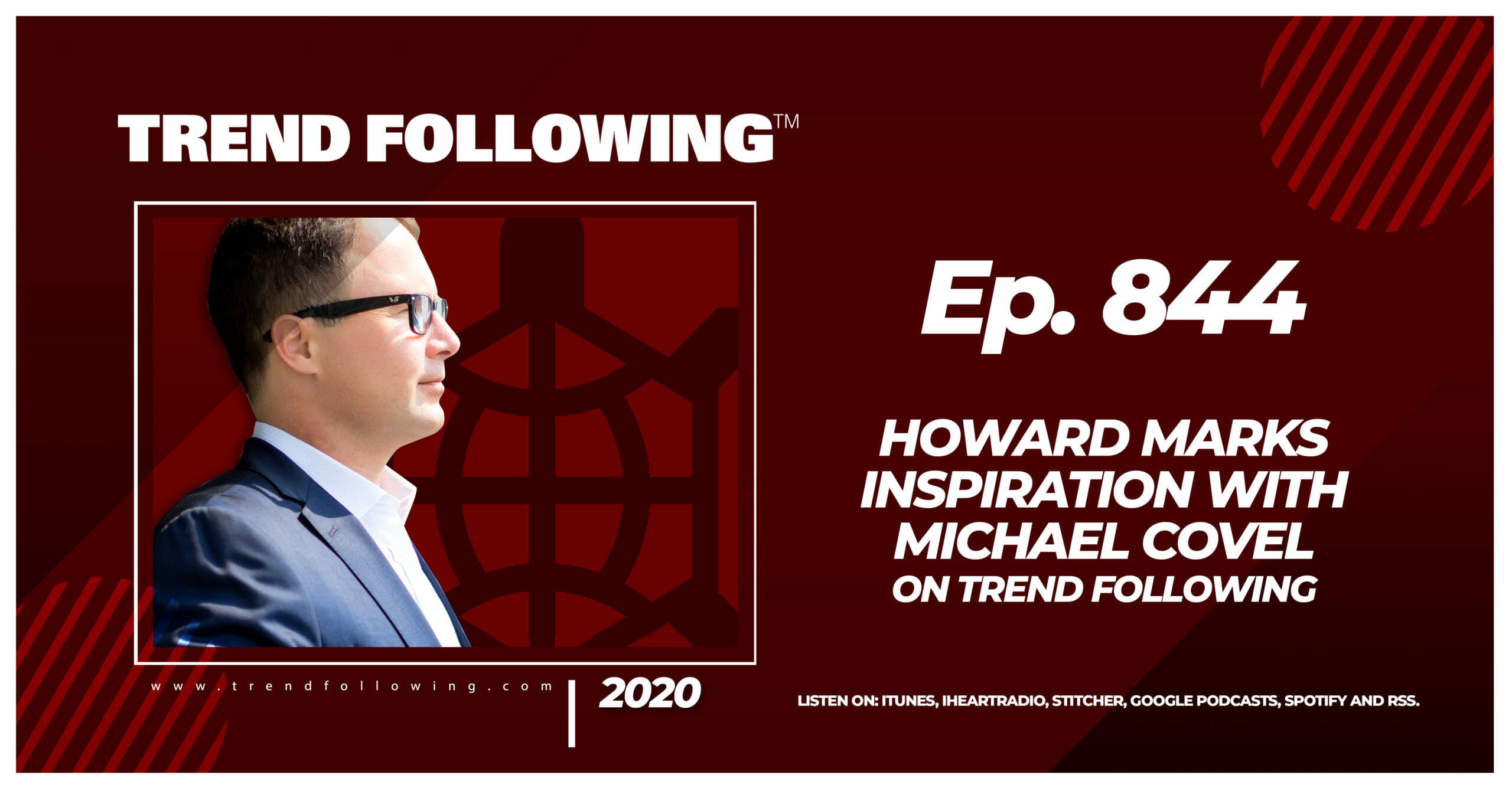 Episode 844 Howard Marks Inspiration with Michael Covel