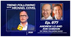 Andrew Lo and Jon Gordon